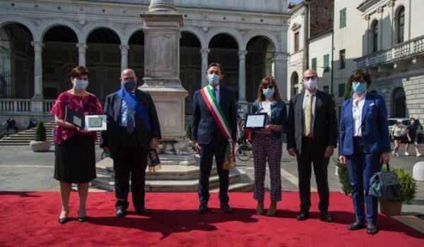 2 Giugno: Padova dedica festa a sanitari