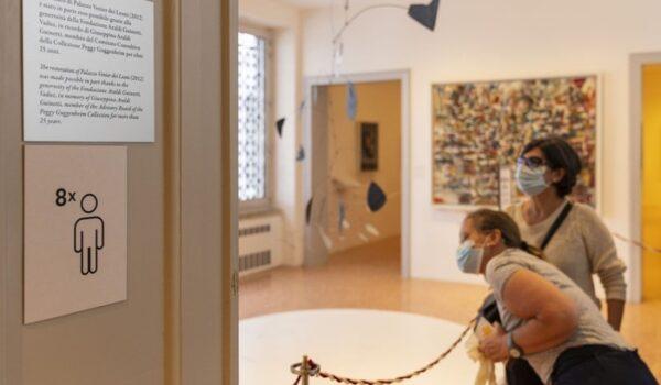 A Venezia riapre la collezione Guggenheim