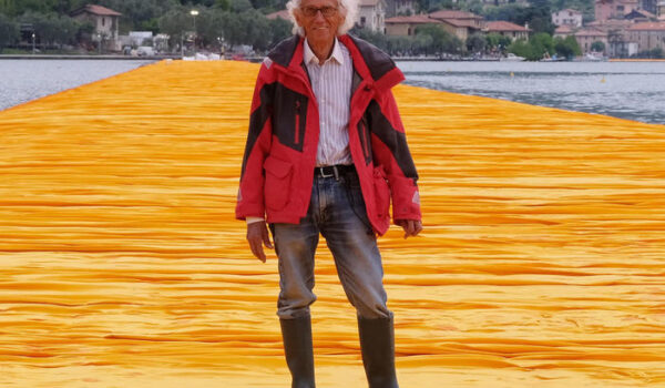 Morto l'artista Christo a New York