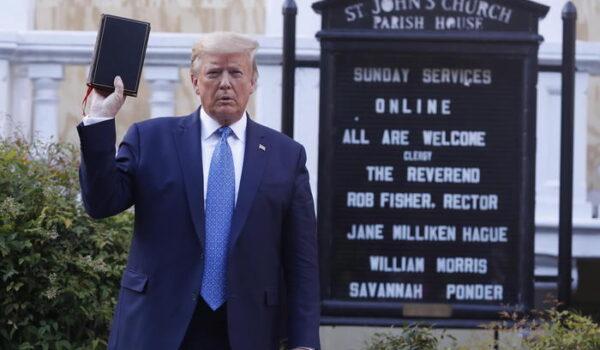 Trump: userò esercito contro disordini