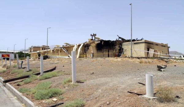 Iran, attività nucleari 'rallentate' da incendio a Natanz