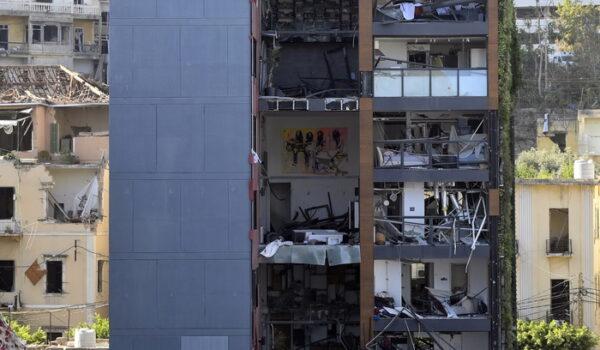 Beirut: Papa, tragedia e dolore, prego per il Libano
