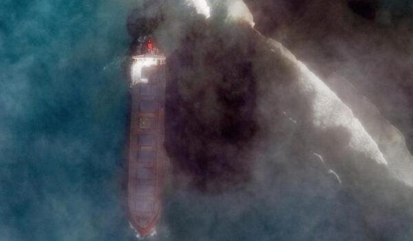 Stato di emergenza a Mauritius per 'marea nera'
