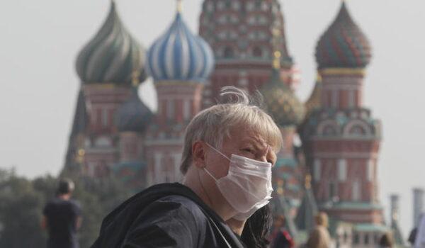 Coronavirus: record in Russia da giugno, 7.500 nuovi casi