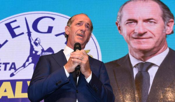 Elezioni: Zaia, la leadership della Lega non è nel mio interesse