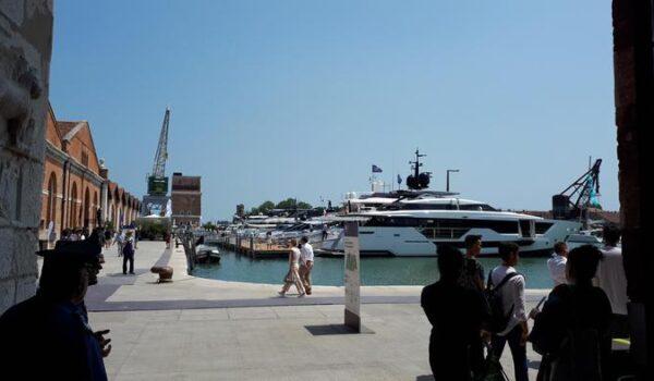 Torna a fine maggio 2021 Salone Nautico Venezia