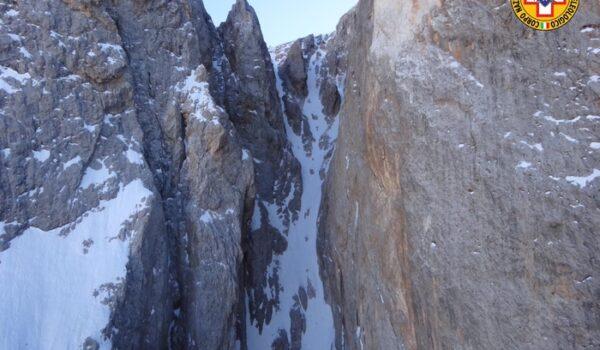 Malore sulle Pale di San Martino, soccorsa alpinista veneta