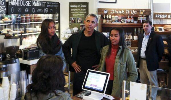 Obama, 'grazie alla pandemia Sasha e Malia grandi amiche'