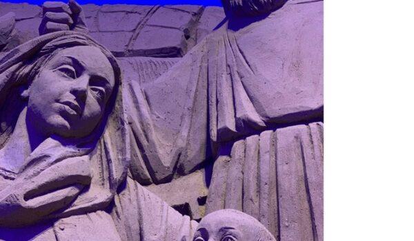 Opere d'arte in sabbia per promuovere Jesolo all'estero