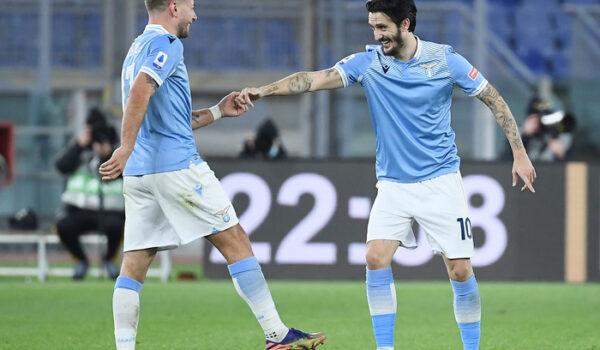 Serie A: Lazio-Sassuolo 2-1