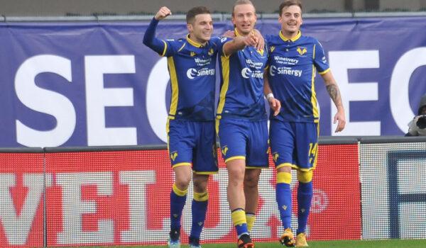 Serie A: Napoli ko a Verona, il Genoa batte il Cagliari