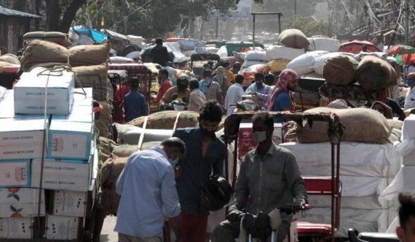 Covid: India al collasso, 1,6 milioni casi in sette giorni