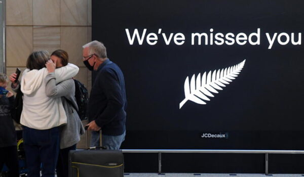 Covid: Nuova Zelanda, impiegato aeroporto Auckland positivo