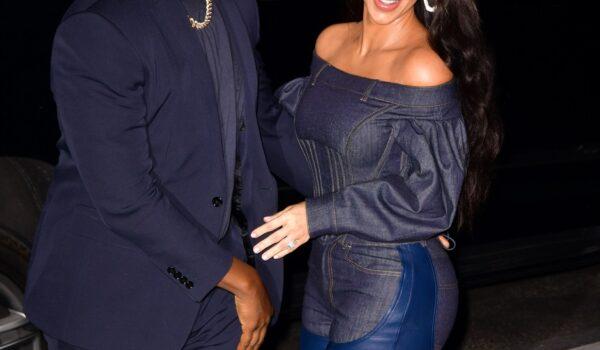 Kanye West, pronto a «frequentare un'artista» dopo il divorzio da Kim Kardashian
