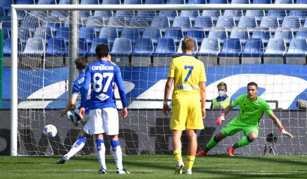 Serie A: Sampdoria-Verona 3-1