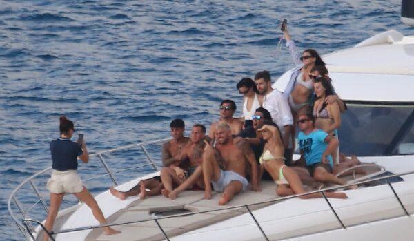 Cecilia Rodriguez e Ignazio Moser, un'estate piena d'amore (a Formentera)