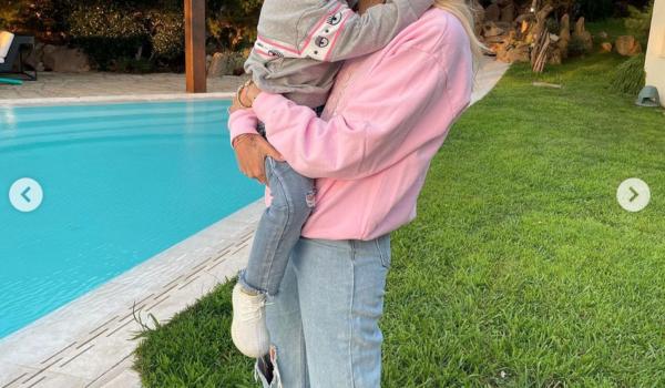 Chiara Ferragni, l'addio a tata Rosalba (prima dello sbarco in Sardegna)