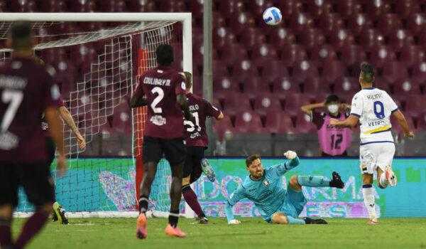 Serie A: Genoa-Verona 3-3