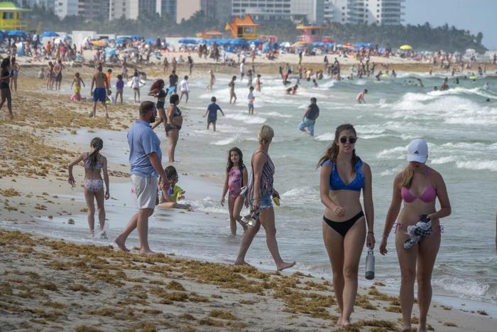 Coronavirus: a Miami scatta coprifuoco