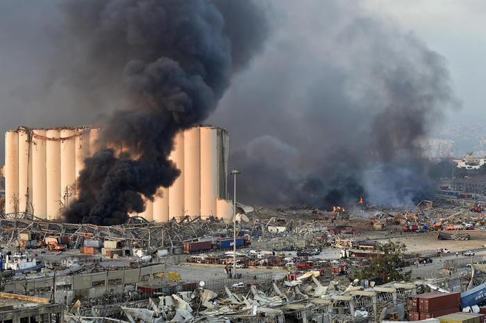 Beirut: Bbc, oltre 100 dispersi