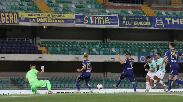Calcio: Bentegodi Verona ancora chiuso al pubblico