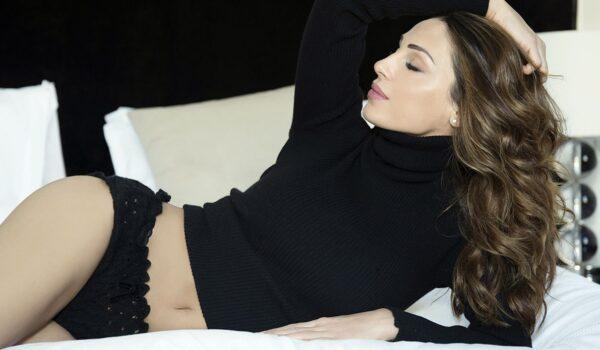 Anna Tatangelo dopo Gigi D'Alessio: «Voglio un altro figlio»