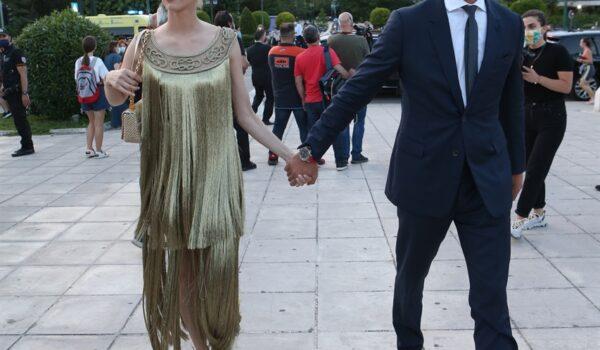 Beatrice Borromeo e Pierre Casiraghi, innamorati ad Atene