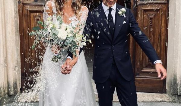 Cristina Chiabotto e Marco Roscio, due anni di matrimonio