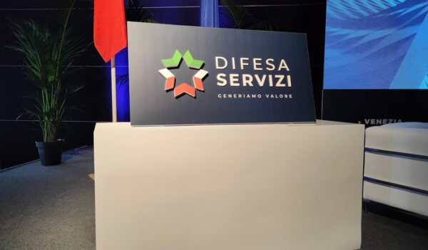 Difesa: nuovo logo per la società in house del ministero