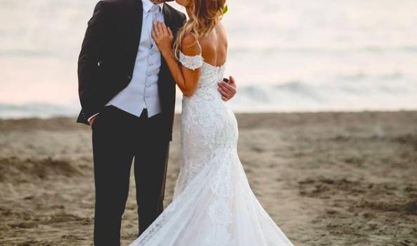 Francesco e Martina di «Matrimonio a prima vista» si sono sposati