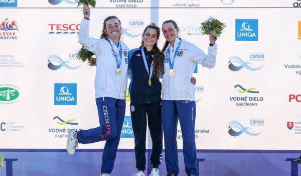 Mondiali canoa: Cecilia Panato oro nella Discesa Sprint
